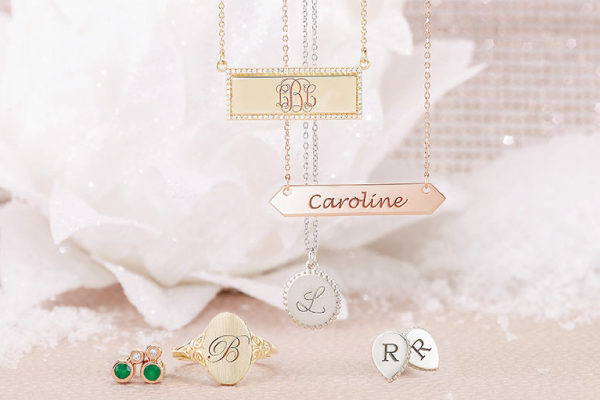 Make it all yours with personalized pendants, meaningful engravings and more.