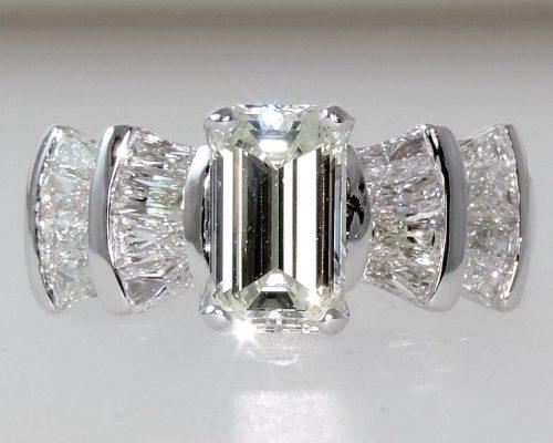 Deborah's 25th Anniversary Wedding Ring Re-design