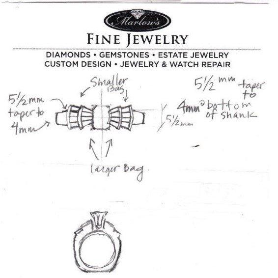 MFJ_Custom_Ring_Kurt_Debra_Sketch